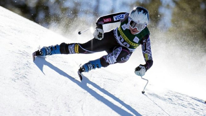 olympic skier Jacqueline Wiles rode a breakthrough 2013 racing season to a position on the U.S. Ski Team and a slot in the 2014 Winter Olympics. Although she grew up in the Portland area, Wiles was a member of the Cooper Spur Race team for several years as a child.