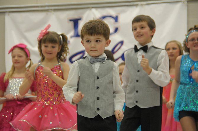 Shirley's Dance Studio held its winter dance recital in Nezperce Sunday, Feb. 9, with more than 40 students from Nezperce, Cottonwood, Grangeville, Lewiston and surrounding areas performing. Grangeville's recital is set for Sunday, Feb. 23, 4 p.m., at Grangeville High School.