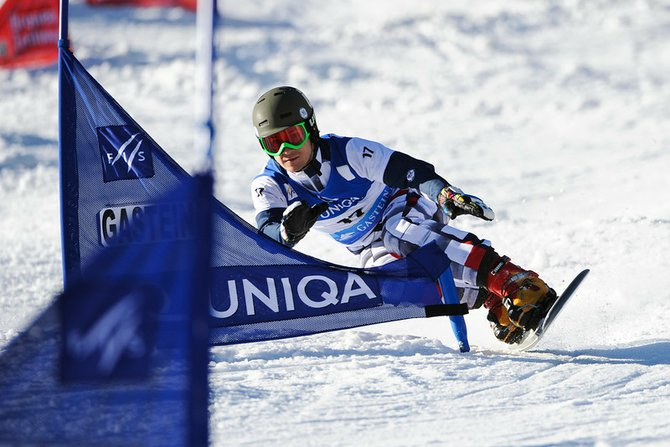 Vic Wild, originally of White Salmon, is competing in the Sochi Olympics in the Parallel Giant Slalom and Parallel Slalom events.