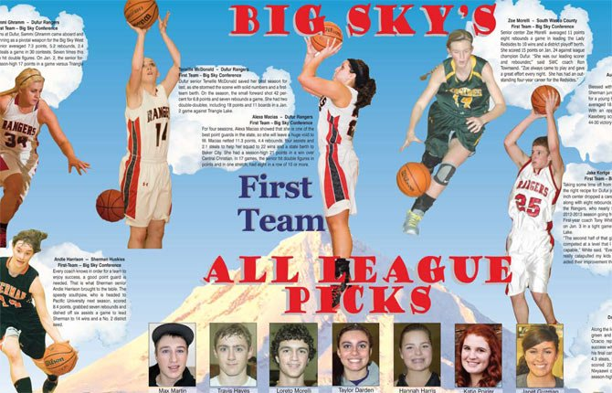 Big Sky picks
