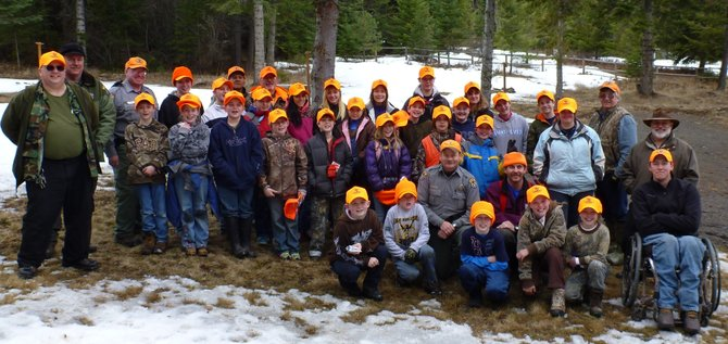 "The second section of fresh-faced hunter education graduates, certified last week, ""is chomping at the bit to help fill the family freezer and keep the local taxidermy shops busy,"" Idaho Fish and Game Grangeville district conservation officer George Fischer said. Fischer also noted some big news for youth hunters: Governor Otter signed a law that sets the stage for 10 year olds to be allowed to hunt and harvest big game in Idaho. ""In the past a big game hunter had to be at least 12 years old,"" Fischer said. ""Studies have found that the longer you wait to introduce a child to the outdoors, the higher the probability they will stay indoors versus enjoying the healthy lifestyle hunting and fishing have to offer. The new law gives parents more freedom to decide when their child is ready to hunt. Youth hunters have to be well coached and have a solid role model to follow. Big 'attaboy' to the volunteer instructors who keep Idaho's Hunter Education program one of the best."""