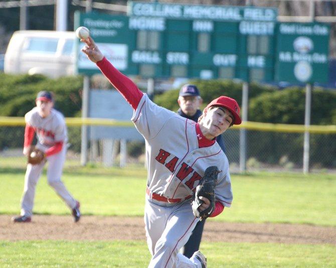 Horizon's RJ Hicks struck out seven