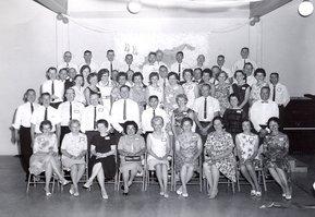 Taken at reunion in 1964