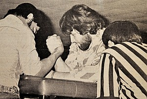 Wrist Wrestlers 6-09-1976