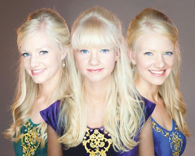The Gothard Sisters will be in concert Sunday, April 27, at the Sunnyside High School auditorium at 3 p.m.