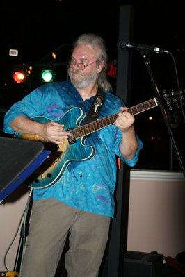 Rick Hulett at The Pines in 2011.