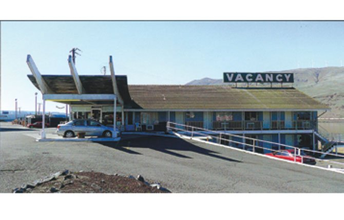 NUVU MOTEL in Biggs is for sale.	Contributed image