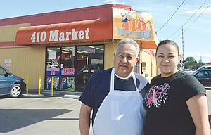 Las Lupitas Panaderia has moved to 4-10 Market at the corner of Yakima Valley Highway and 13th Street. Amelia Osorio and her father, Jose Muno
