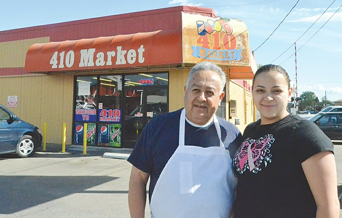 Las Lupitas Panaderia has moved to 4-10 Market at the corner of Yakima Valley Highway and 13th Street. Amelia Osorio and her father, Jose Munoz, are two of the familiar faces that can be seen inside the family-operated businesses.