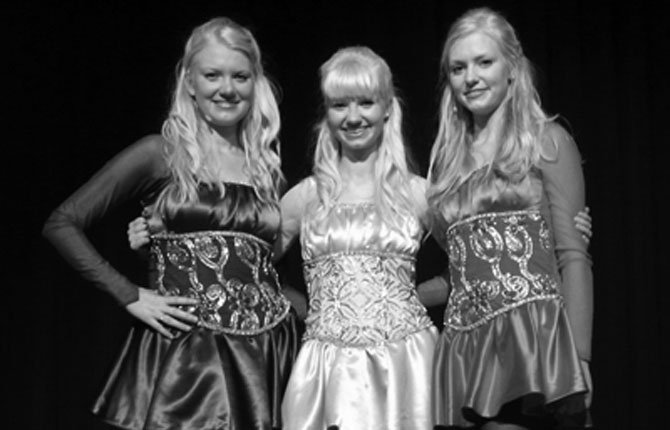 THE GOTHARD SISTERS bring Celtic music to The Dalles Monday, May 19, at 7 p.m., at The Dalles High School auditorium.