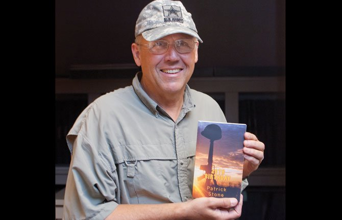 "DR. PAT STONE, a decorated Vietnam veteran, has chronicled his experiences during a 1970 deployment as platoon sergeant for an Army infantry unit in the book ""20th Birthday."""