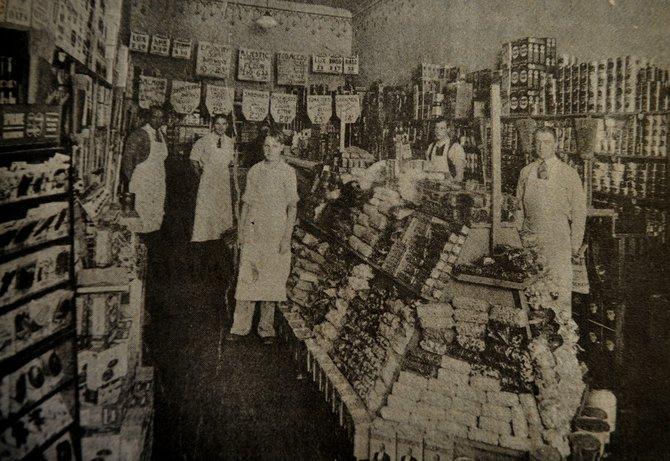 Grangeville Foods 1932.