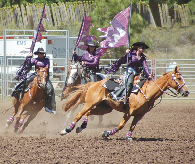 The color and pageantry of the annual Alder Creek Pioneer Picnic and Rodeo will echo through the pines near Bickleton the weekend of June 13-15. The rodeo and picnic will be held at historic Cleveland Park, located four miles west of Bickleton.