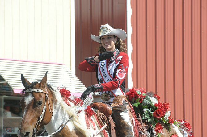 The Clearwater Valley Roundup Association held its 51st annual Spurs and Spokes Non-motorized Parade Saturday, June 21, in Kamiah.