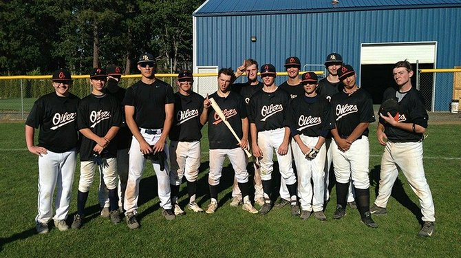 summer ball is going well for the Hood River-based Carson Oilers, who are continuing the momentum the HRVHS baseball team built in its spring campaign that ended with a second-place finish in the OSAA 5A state championships.