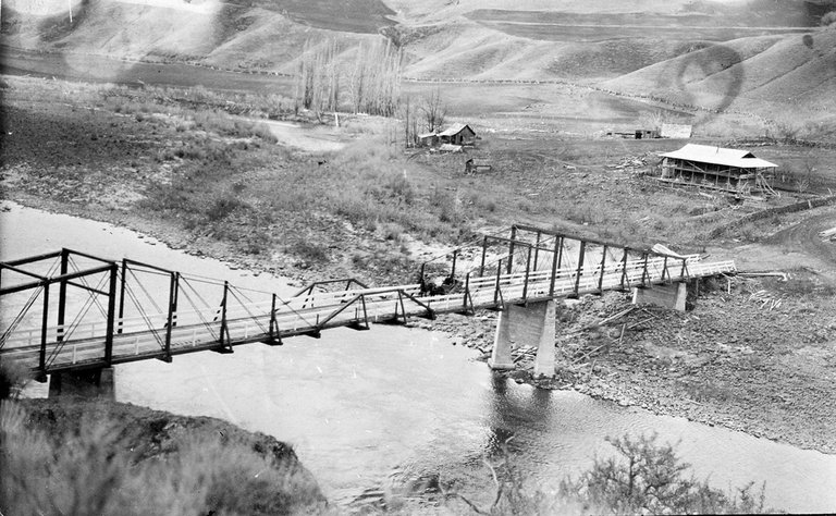 White Bird Bridge