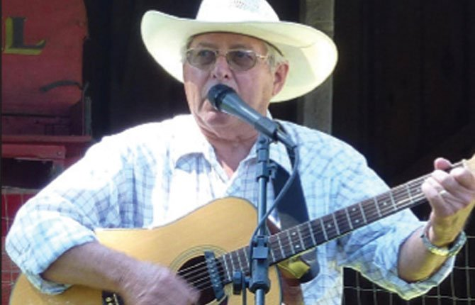 TOM GRAF plays honky-tonk guitar for Fourth Sunday at the Fort, from 4 to 6 p.m. at the Fort Dalles Museum, 500 W. 15th in The Dalles. Bring blankets or lawn chairs to sit on and enjoy live music under the trees at the museum. Contributed photo