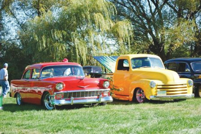 Hundreds of automobiles of all makes and models, ranging from street rods to muscle cars and everything in between, will be on display for all to see Aug. 1-2 at Yakima's State Fair Park.