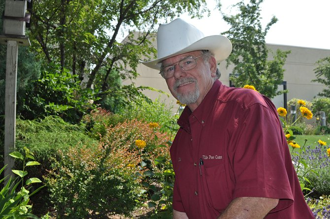 Mel Wilks of Wilks Pest Control provides services throughout the North Central Idaho region.