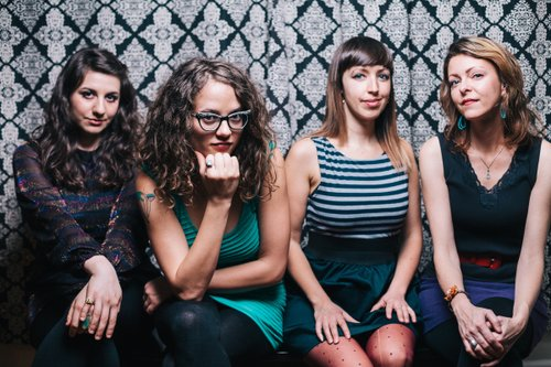 """GIRL POWER Sallie Ford plays The Ruins on Friday, Aug. 15 at 7 p.m. Portland's """"Sean Flinn & The Royal We"""" will open the show. Tickets are $15 in advance through Brown Paper Tickets, or $18 at the door."""