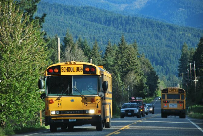 Multiple changes are occurring on school bus routes throughout the White Salmon Valley School District. Check below to see if your student's stop is on the list of those to be changed.