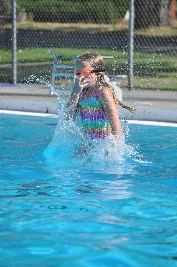 Makin' A Splash