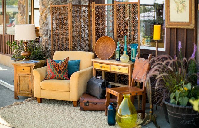 Dwelling station offers eclectic home d cor the dalles Eclectic home decor
