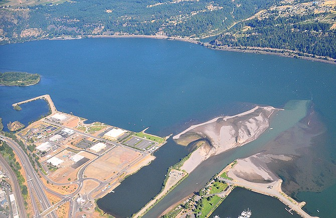The Hood River Waterfront has been a focus of much attention in recent years, from both the general public enjoying access to the Columbia River and from those invested in the area's next phase of development.