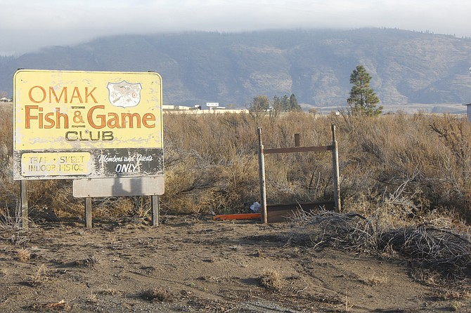 Omak Fish and Wildlife Indoor Range is located at 26 old Riverside Highway.
