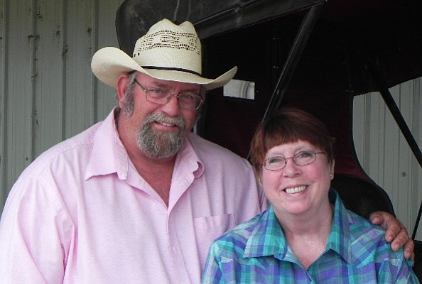Bob and Ruby Rylaarsdam