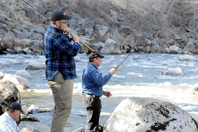 The Idaho Department of Fish and Game  noted anglers in all local drainages have fared extraordinarily well in their 