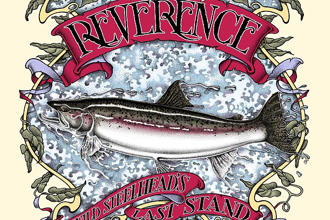Wild Reverence, a movie about wild steelhead, will be shown at 7 p.m. Wednesday at the Tonasket Cultural Center, 411 Western Ave.