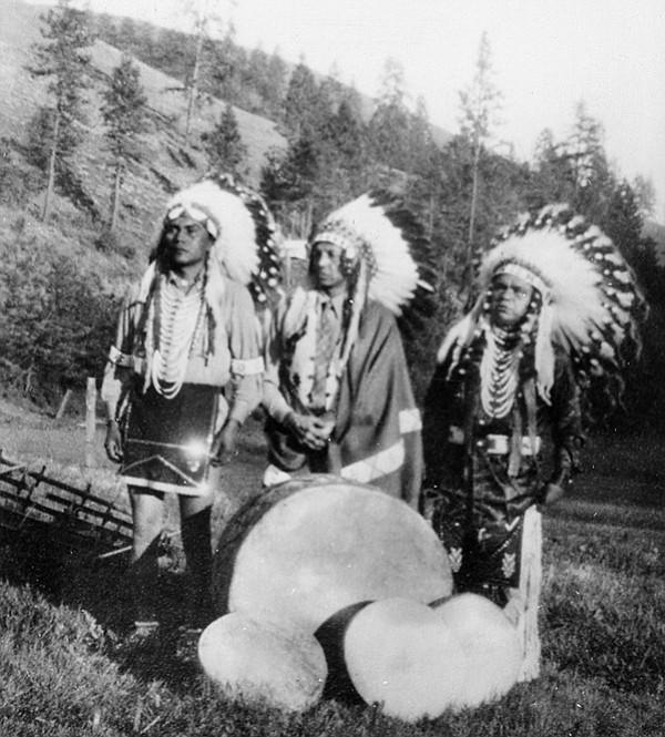 Kooskia-Kamiah American Indians