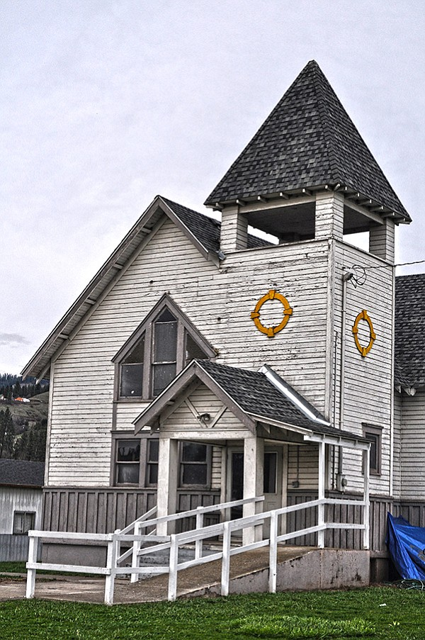 The Second Indian Presbyterian Church is located off Highway 12 in Kamiah.