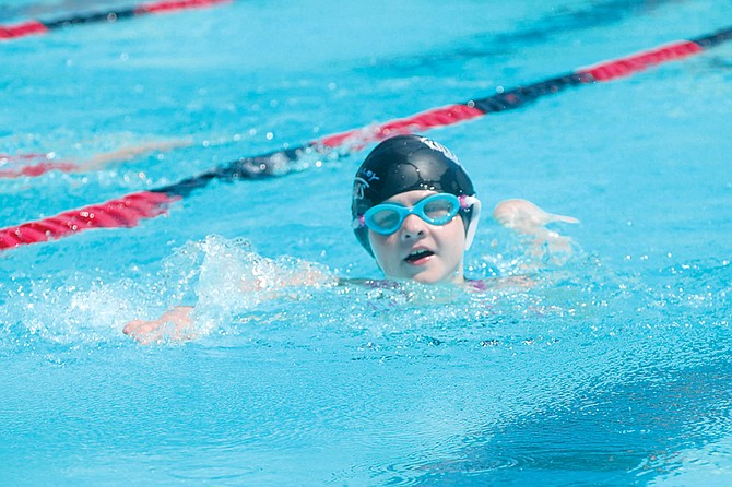 mcsl b meet results swimming
