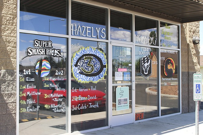 "Hazely's Realm, 900 Wine Country Road, Suite A, is open Monday through Saturday, from noon until midnight. Owner Nathan Gonzales said children, age 13 and under, must be accompanied by an adult. ""I just want to make sure someone is here to make sure the kids get home safe,"" he explained."