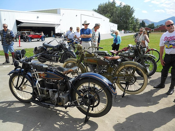 TWO-WHEEL vehicles (and those with skis) will be the focal point at this month's second Saturday event at WAAAM.