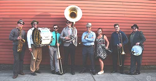 Tubaluba returns to Hood River Friday, Aug. 21 at River City Saloon.