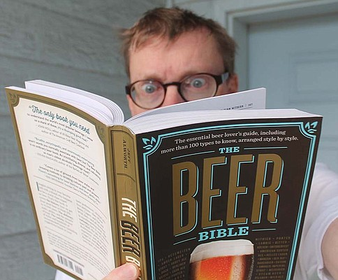 Shocking revelations on all things beer await the curious mind, as one anxious reader delves into great summer reading.