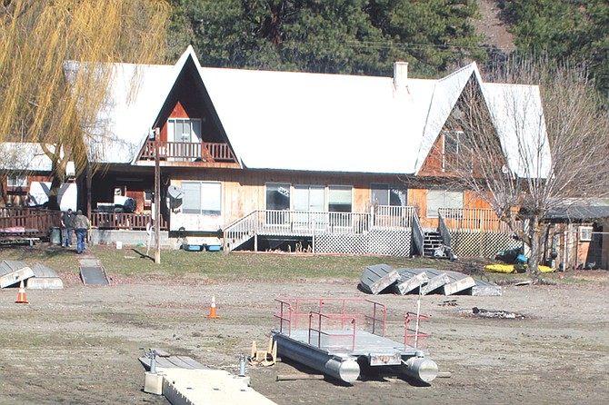 The Conconully Lake Resort has permanently closed its doors.