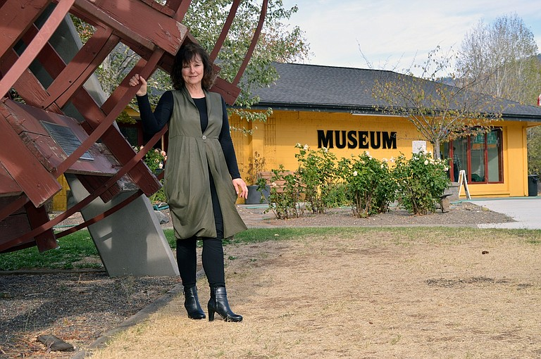 LYNN ORR, new museum director for the History Museum of Hood River County stepped in Monday. Orr brings experience in art history and museum curating, as well as passion for local history.