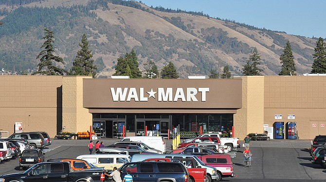 Image result for hood river walmart