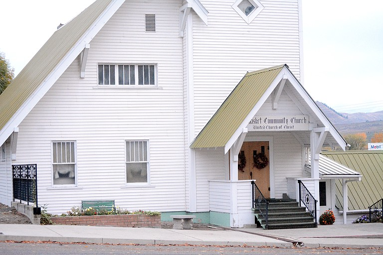 An afternoon celebration is planned today at the Tonasket Community United Church of Christ.