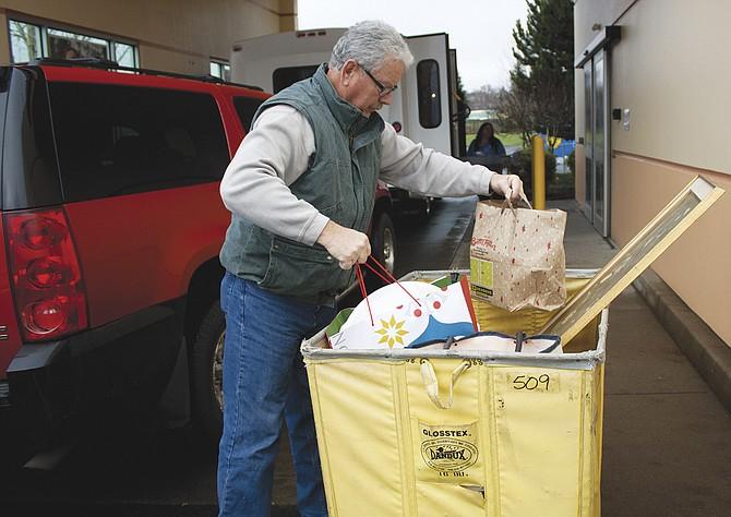 Organization Through Donation Polk County Itemizer Observer