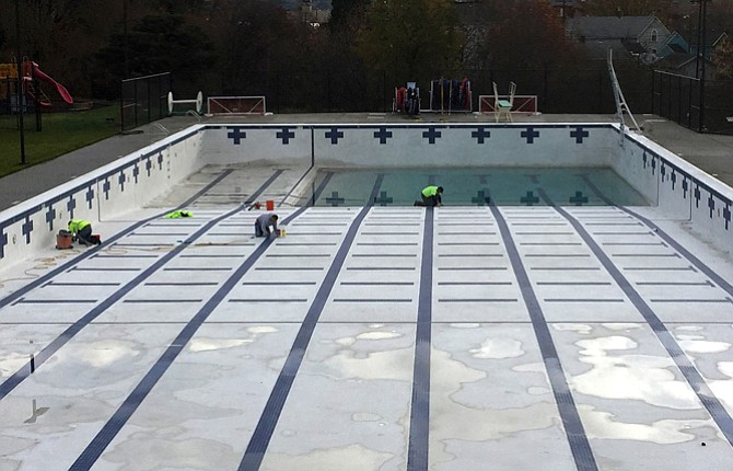 Swimming Pool Expansion : Pool leaks repaired the dalles chronicle