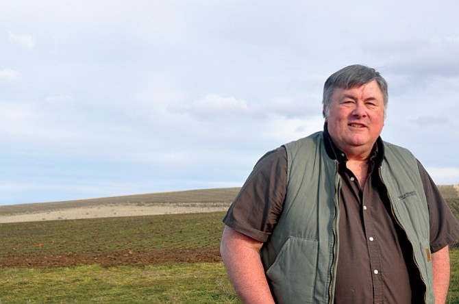Sandy Macnab thought he would be a wheat farmer until he heard a speaker from the Oregon State Extension Service. Macnab served Sherman and Wasco Counties for 37 years before retiring Dec. 31.