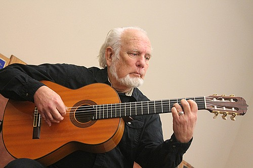 Joel Kabakov will bring his years of flamenco and classical guitar style to the Community of Music program on Friday, Jan. 22, at Wy'east Middle School Performing Arts Center.