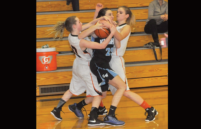 Cold shooting hurts Lady Huskies | The Dalles Chronicle