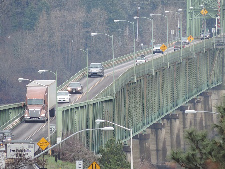 HOOD RIVER BRIDGE moved higher in the ranks of federal recognition this week, with transportation agencies announcing plans to designate the structure as part of the National Highway System. The Port hopes the classification will propel the bridge closer to federal grant funding for a replacement.