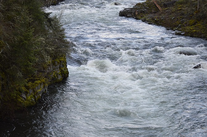 The future of water hr watershed group presents for Hood river fishing